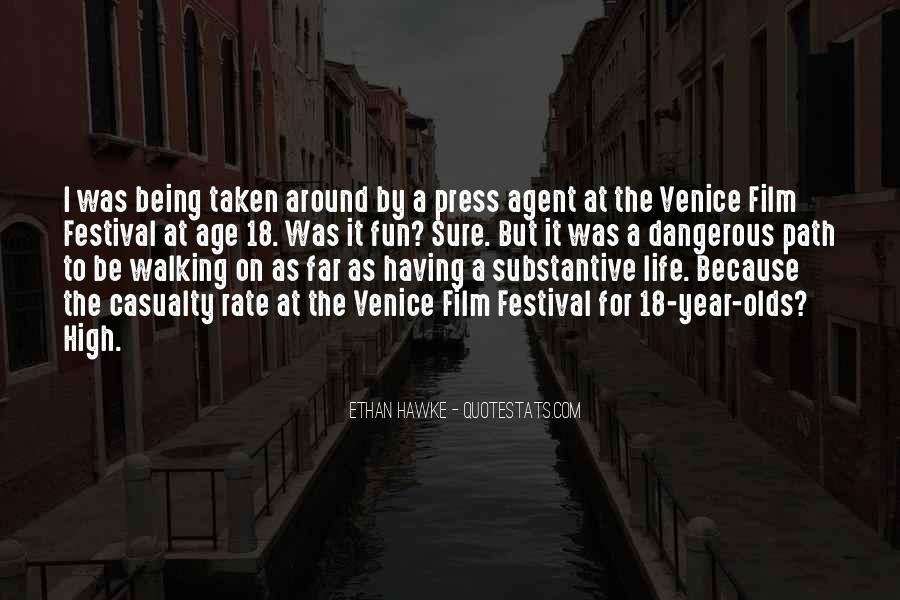 Having Fun Life Quotes #1063072
