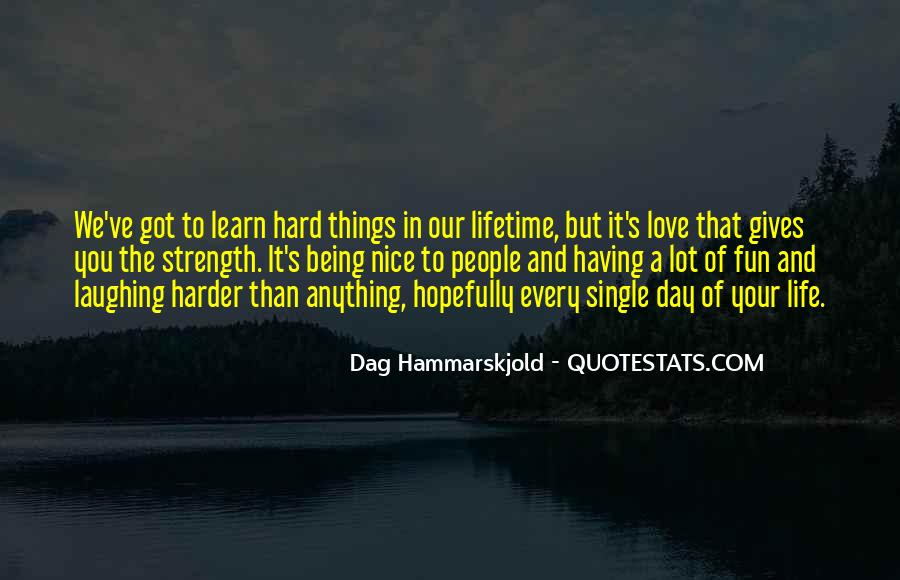 Having Fun Life Quotes #342131