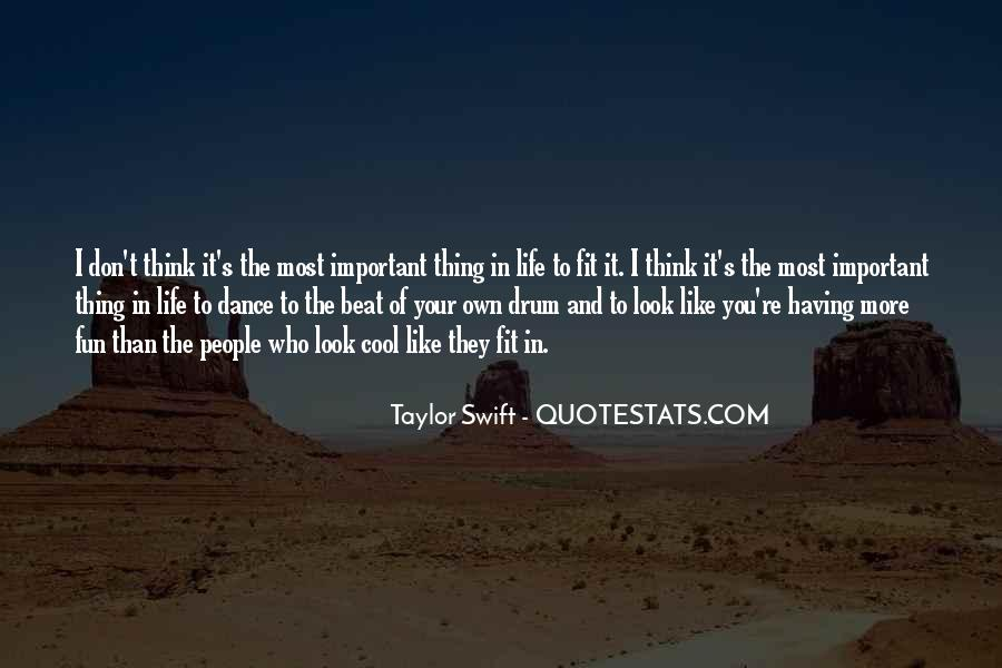 Having Fun Life Quotes #409040