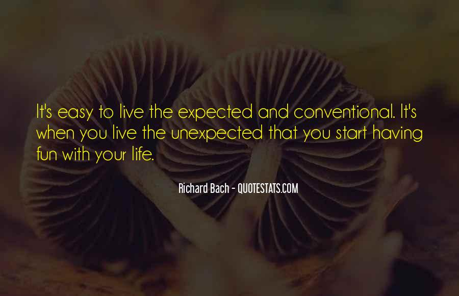 Having Fun Life Quotes #807721