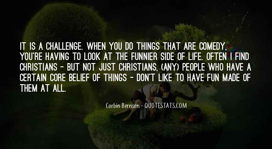 Having Fun Life Quotes #858422