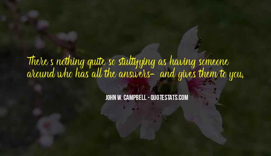 Having You Around Quotes #1041357