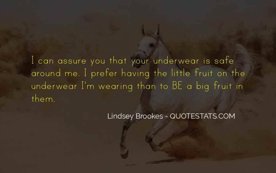 Having You Around Quotes #254285