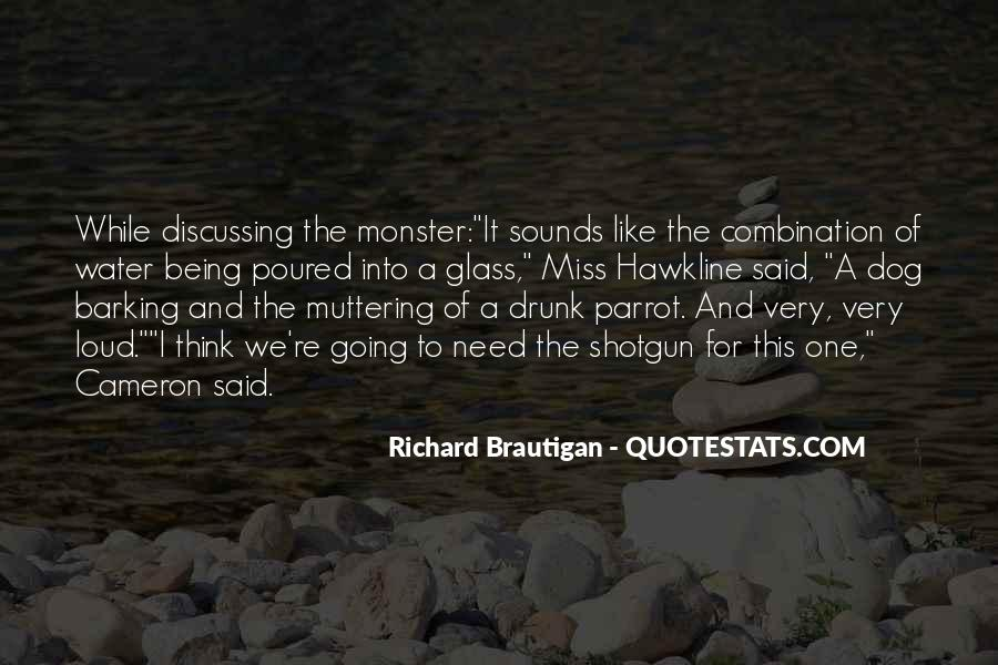 Hawkline Monster Quotes #1751854