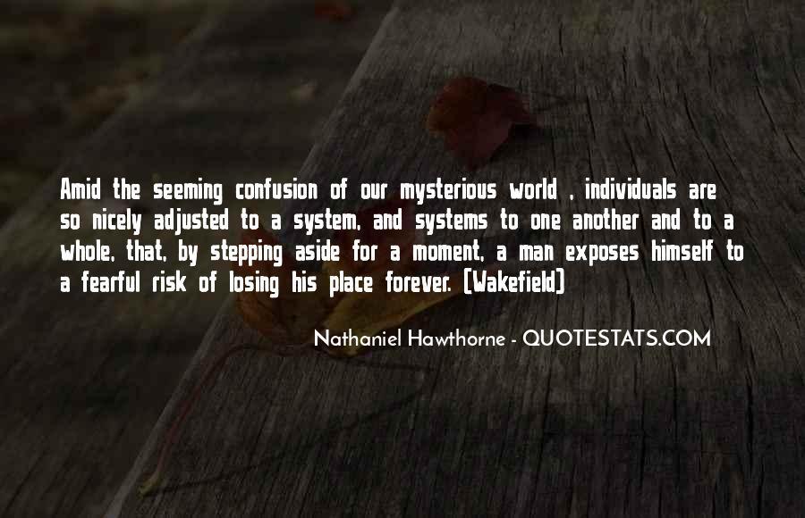 Hawthorne Wakefield Quotes #175201