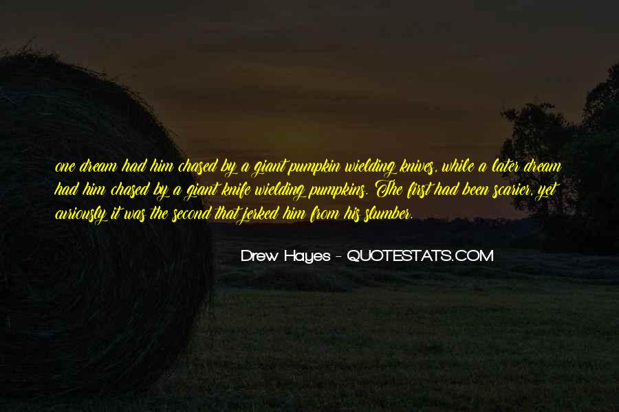 Hayes Quotes #141454