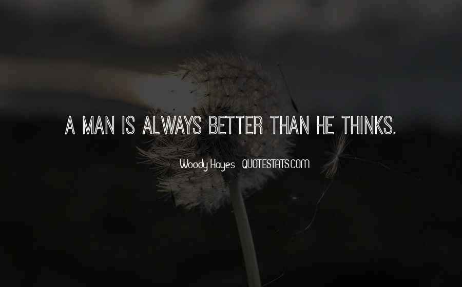 Hayes Quotes #153661