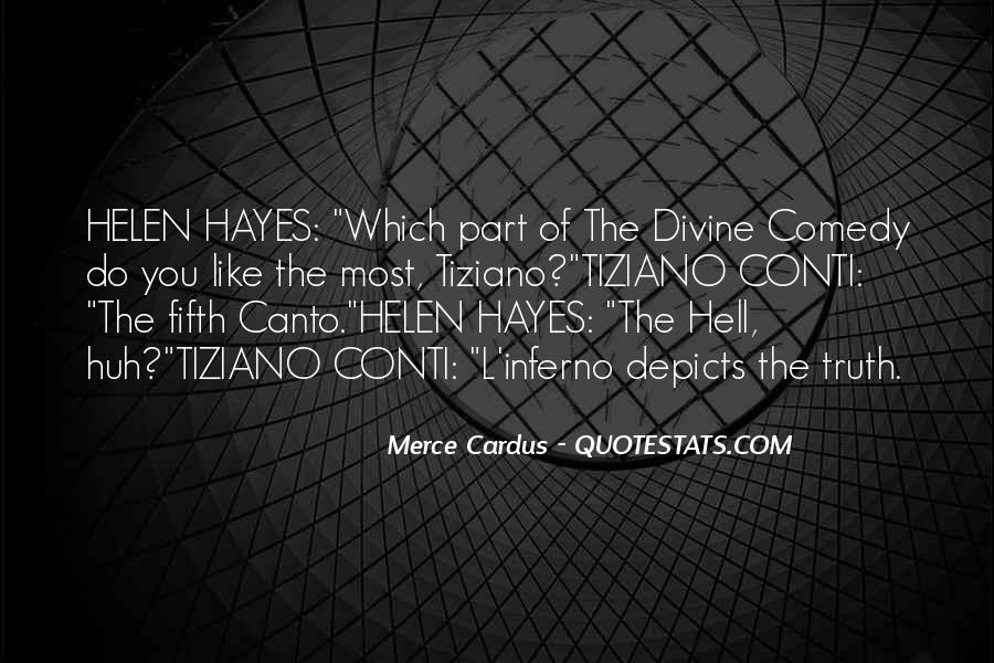 Hayes Quotes #178817