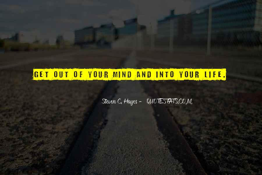 Hayes Quotes #20902