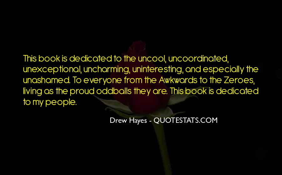 Hayes Quotes #46594