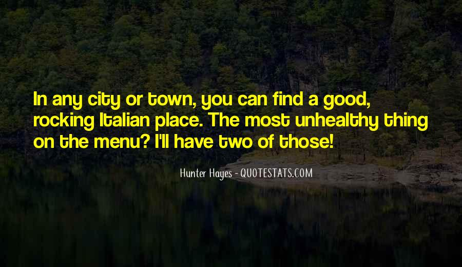 Hayes Quotes #61426