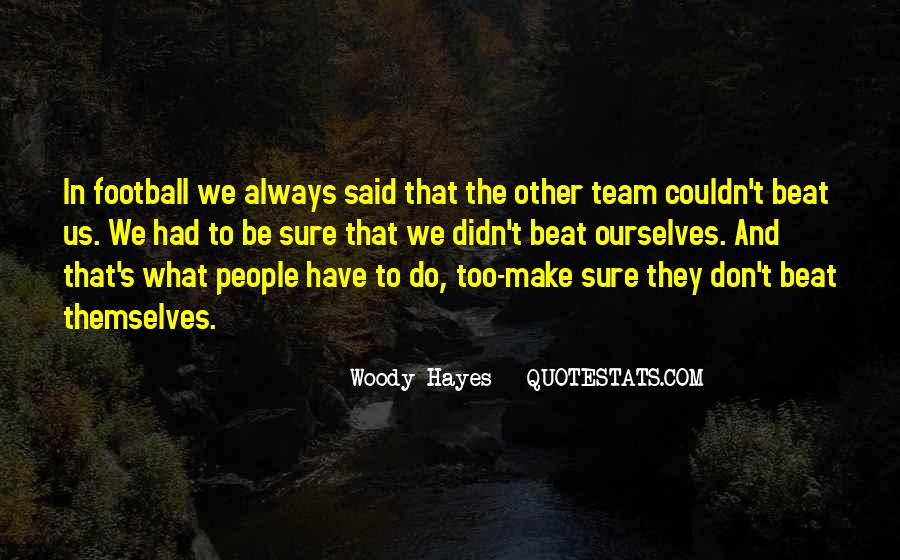 Hayes Quotes #81006