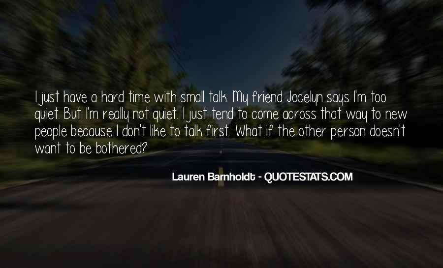 Hayley Hobson Quotes #1429689