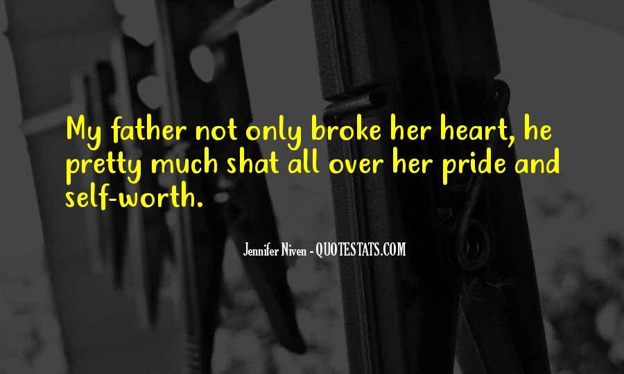 He Broke Her Quotes #1221971