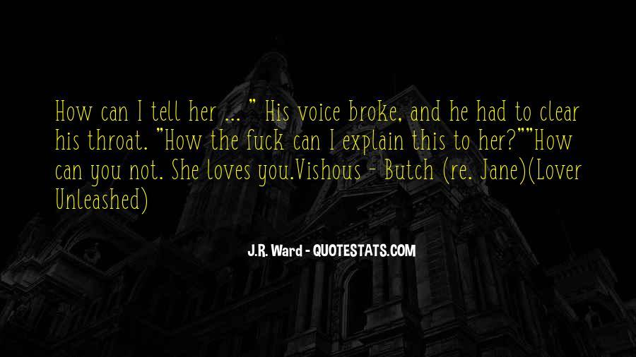 He Broke Her Quotes #1262211
