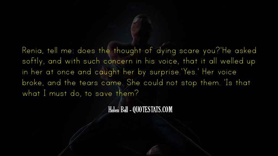 He Broke Her Quotes #1396835