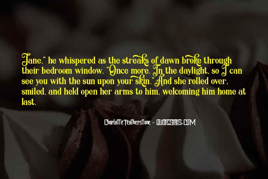 He Broke Her Quotes #159837