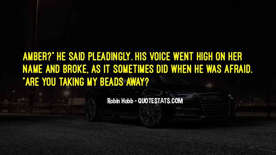 He Broke Her Quotes #1830973