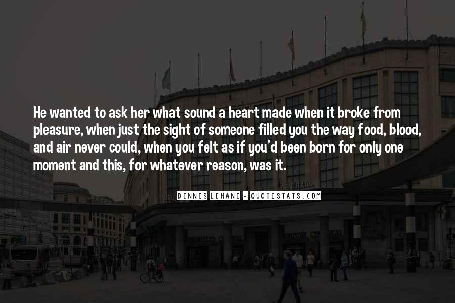 He Broke Her Quotes #1859150