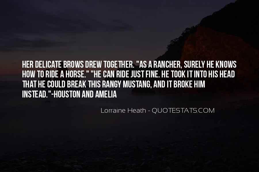 He Broke Her Quotes #1879218