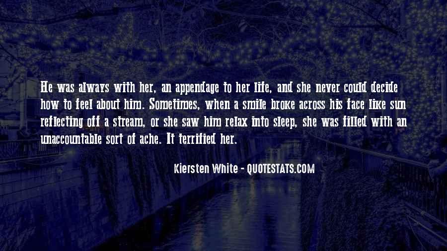 He Broke Her Quotes #376678