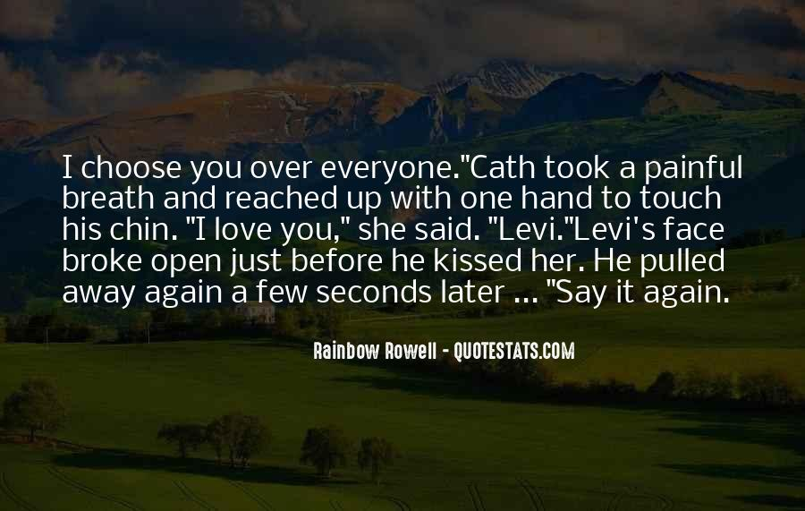He Broke Her Quotes #378418