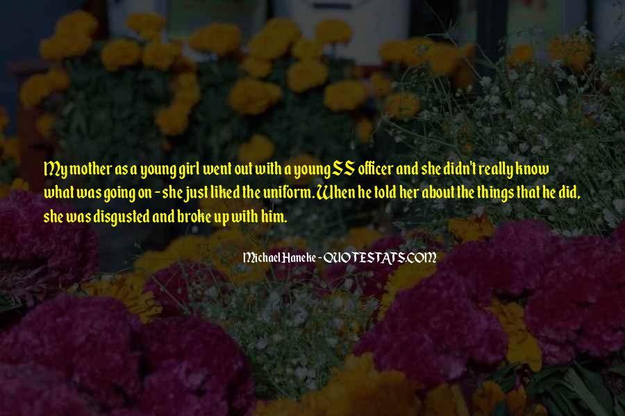 He Broke Her Quotes #509725