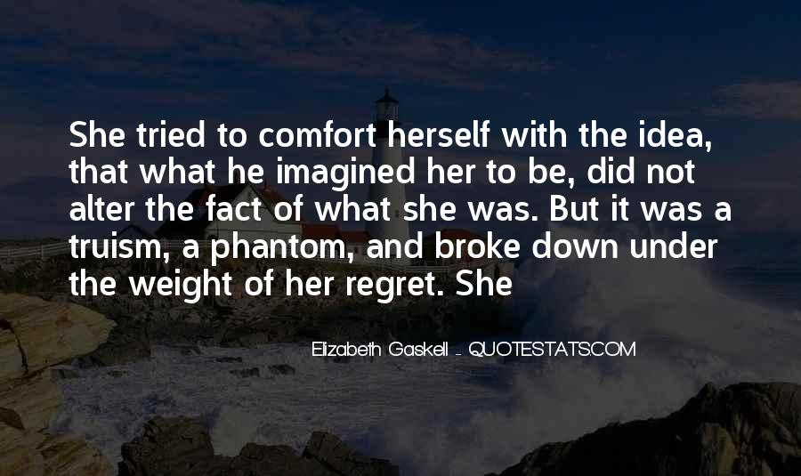 He Broke Her Quotes #766778