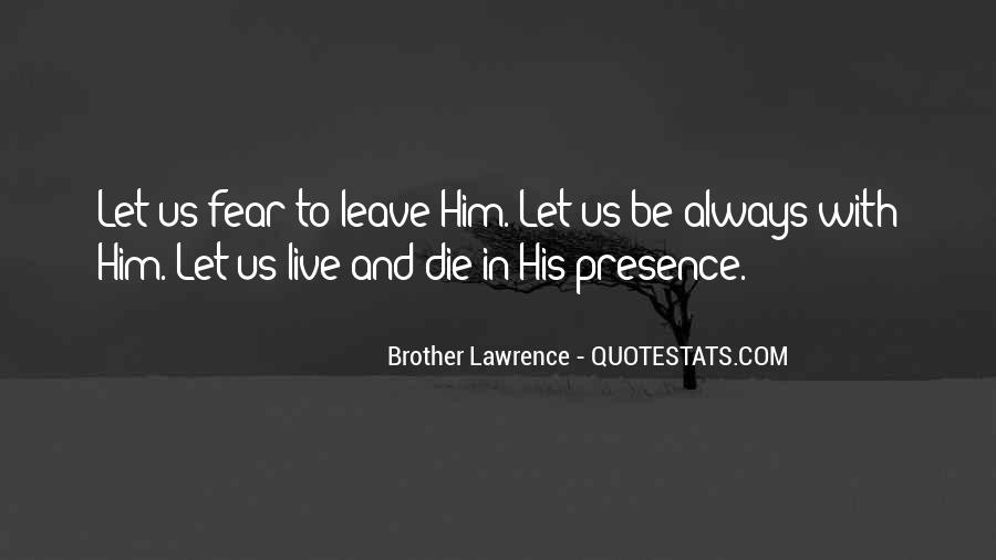 He Can't Live Without Me Quotes #1297