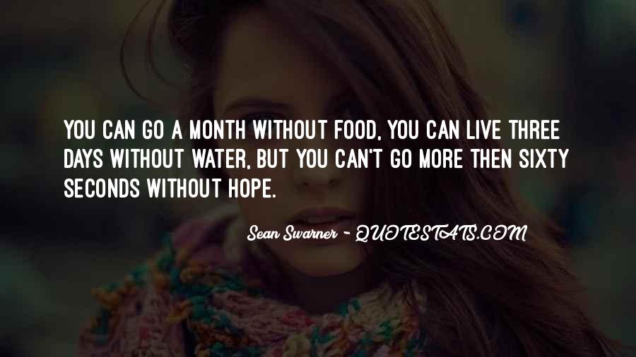 He Can't Live Without Me Quotes #1361