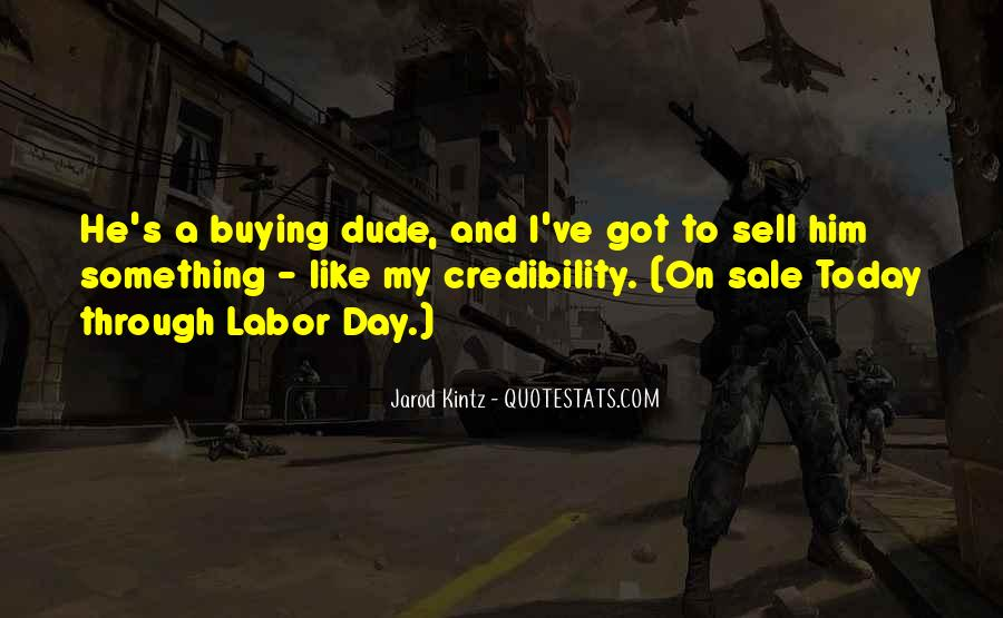 He Could Sell Quotes #34448