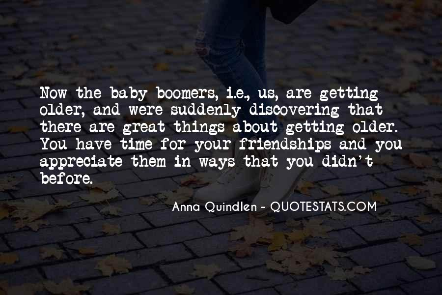 Quotes About Friendships Over Time #1014140