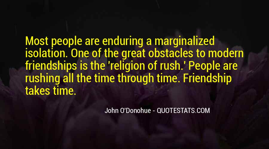 Quotes About Friendships Over Time #107461