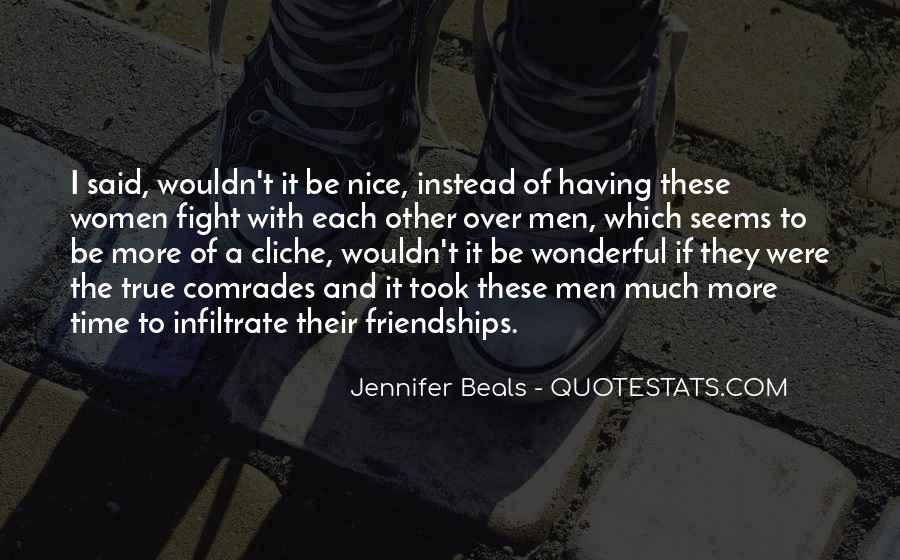 Quotes About Friendships Over Time #224672