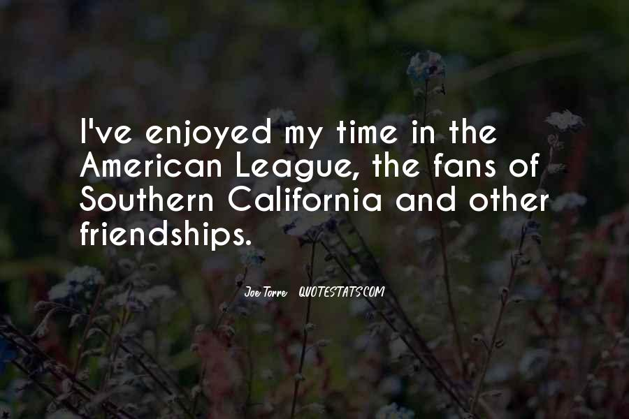 Quotes About Friendships Over Time #96812