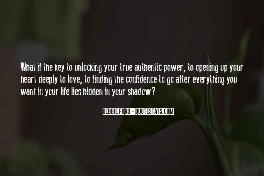 He Has The Key To My Heart Quotes #256834