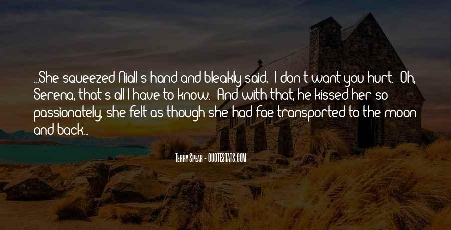 He Hurt Her Quotes #12173