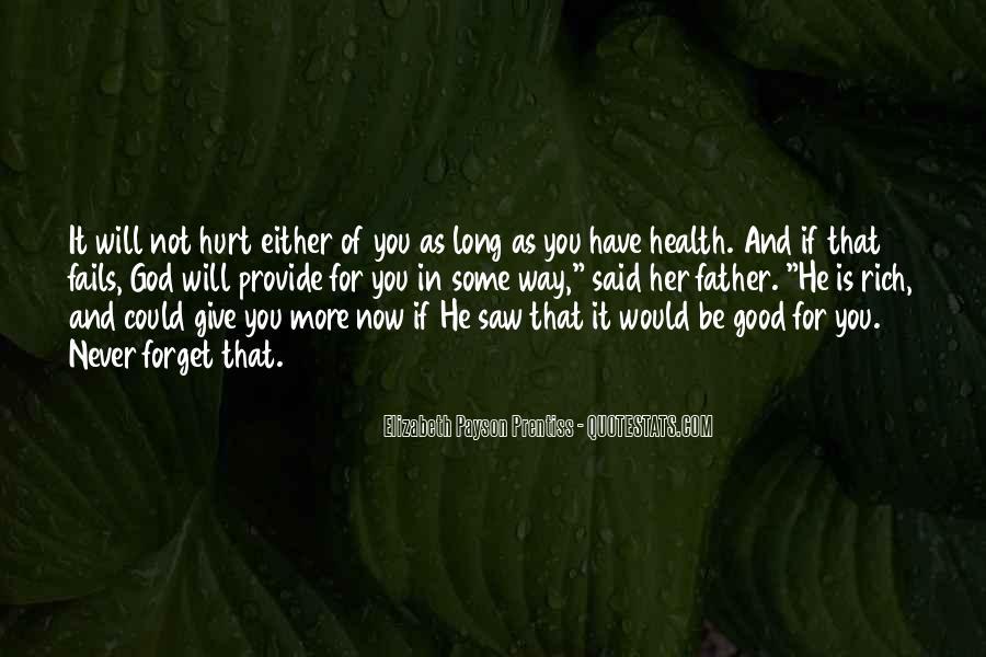 He Hurt Her Quotes #123869