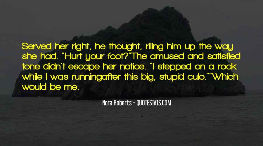 He Hurt Her Quotes #271534