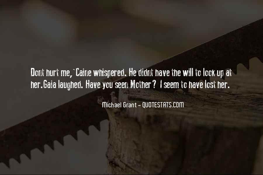 He Hurt Her Quotes #304599
