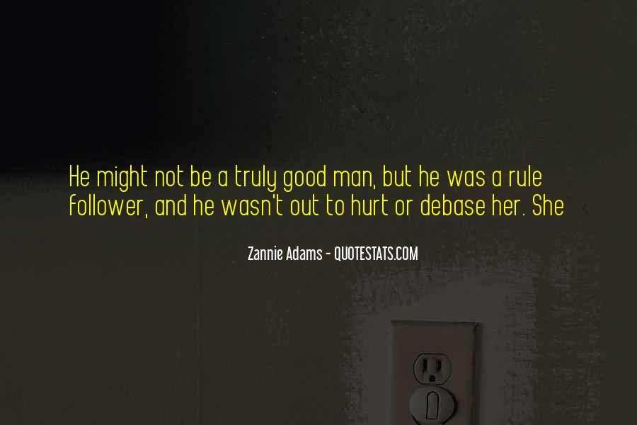 He Hurt Her Quotes #446694