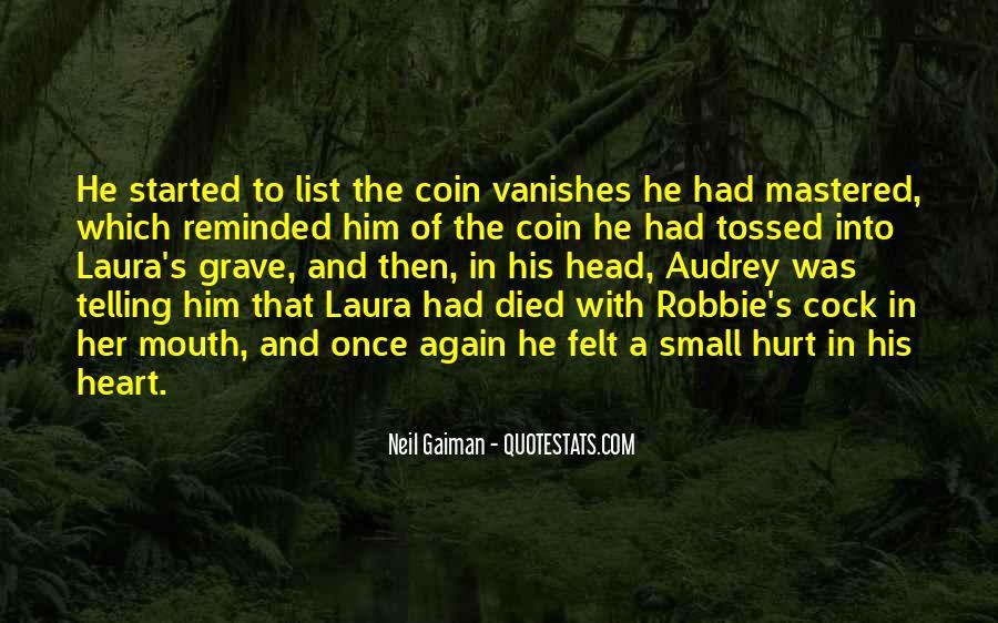 He Hurt Her Quotes #479190