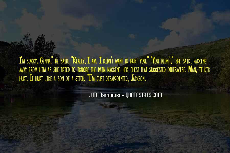 He Hurt Her Quotes #544156