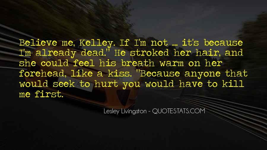 He Hurt Her Quotes #568480