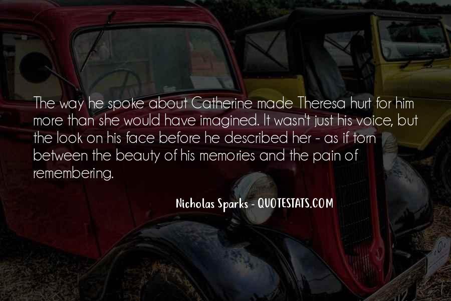 He Hurt Her Quotes #595585