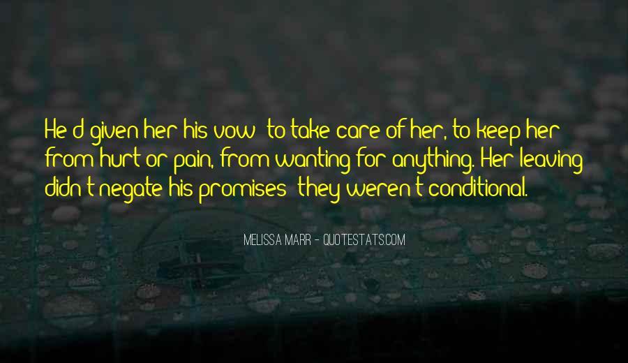 He Hurt Her Quotes #713444