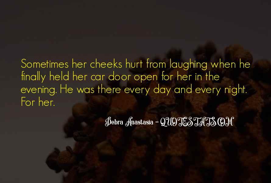 He Hurt Her Quotes #715460