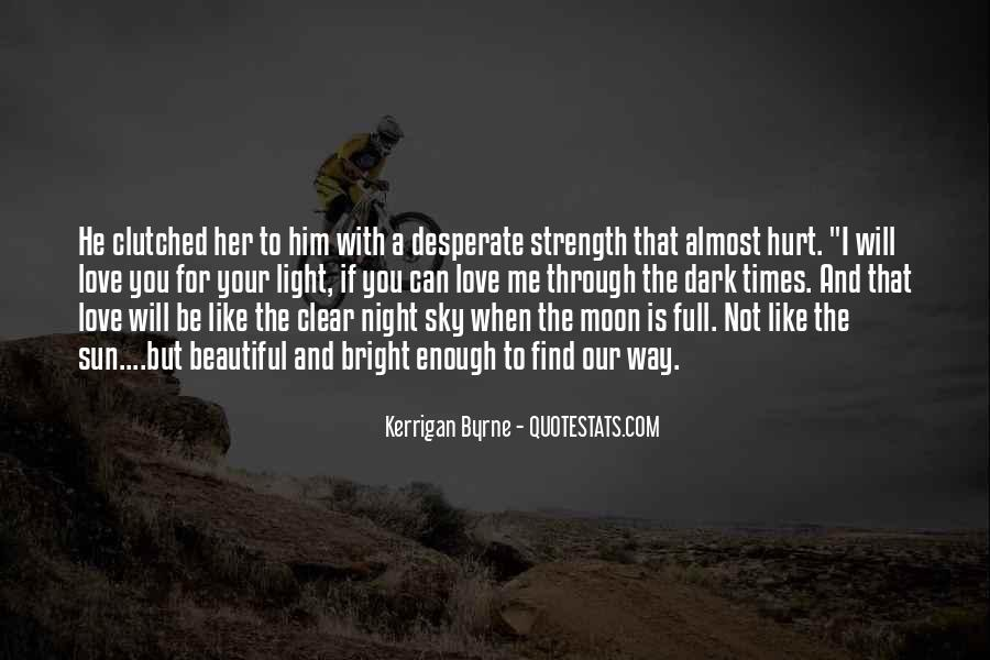 He Hurt Her Quotes #869921