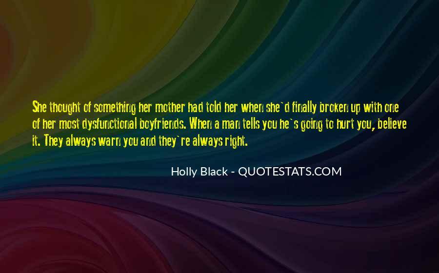 He Hurt Her Quotes #900616