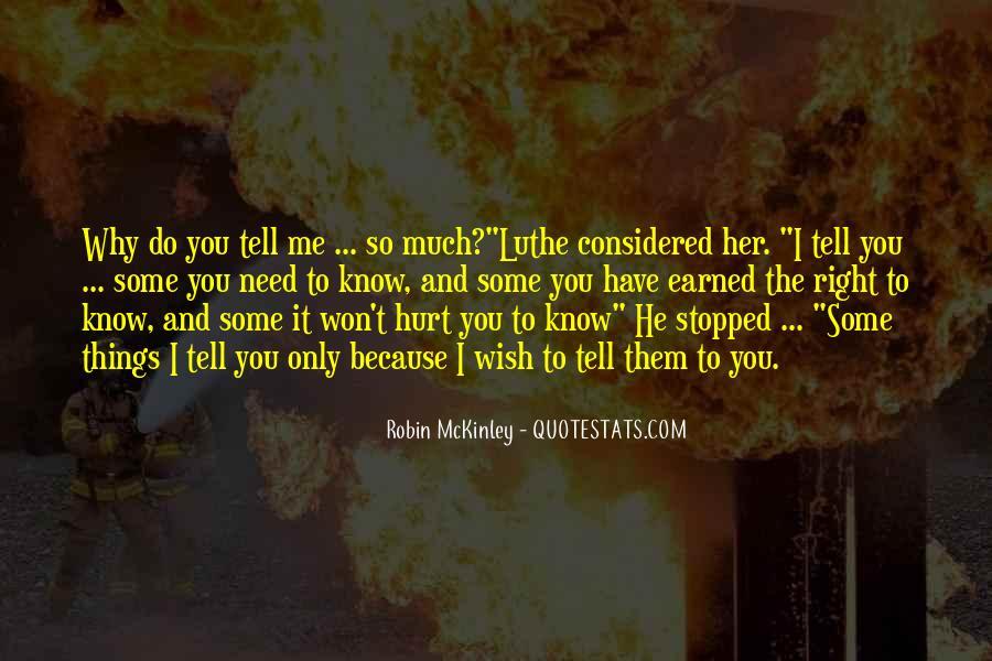 He Hurt Her Quotes #977360